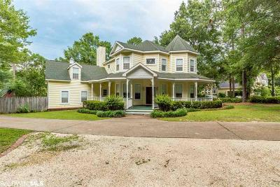 Baldwin County Single Family Home For Sale: 1 Longleaf Cir