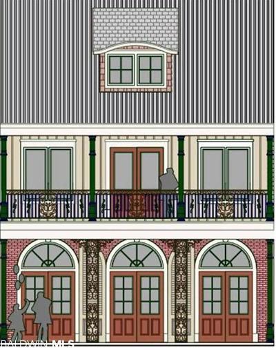 Gulf Shores, Orange Beach Condo/Townhouse For Sale: W 2nd Street #3C