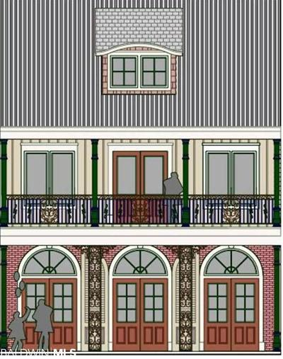 Gulf Shores, Orange Beach Condo/Townhouse For Sale: W 2nd Street #2C