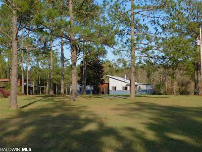 Robertsdale Single Family Home For Sale: 28000 N Goat Cooper Road