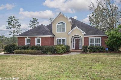 Baldwin County Single Family Home For Sale: 7636 S Tara Blvd