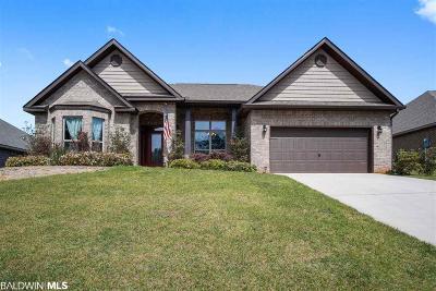 daphne Single Family Home For Sale: 23738 Havasu Drive