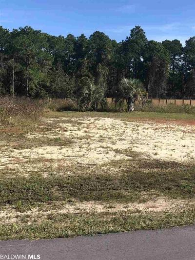 Orange Beach Residential Lots & Land For Sale: 3c Canal Square Lane