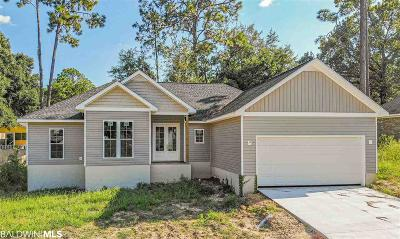 daphne Single Family Home For Sale: 114 Timberline Ct
