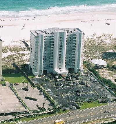 Orange Beach Condo/Townhouse For Sale: 26750 Perdido Beach Blvd #801