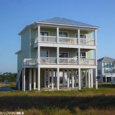 Gulf Shores, Orange Beach Single Family Home For Sale: 6052 Sawgrass Circle