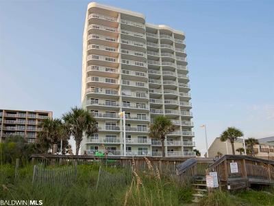 Gulf Shores, Orange Beach Condo/Townhouse For Sale: 24568 Perdido Beach Blvd #506