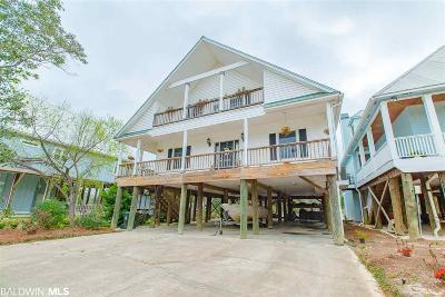 Bon Secour, Daphne, Fairhope, Foley, Magnolia Springs Single Family Home For Sale: 15848 Keeney Drive
