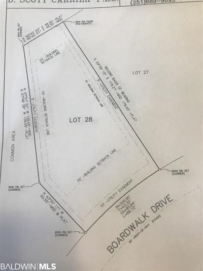 Spanish Fort Residential Lots & Land For Sale: 32947 Boardwalk Drive