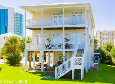 Orange Beach Single Family Home For Sale: 3218 Mariner Circle