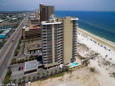 Gulf Shores Condo/Townhouse For Sale: 825 W Beach Blvd #PH #14