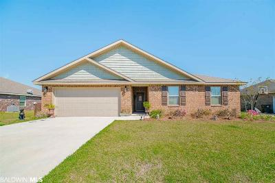 Loxley Single Family Home For Sale: 27492 Meade Trail