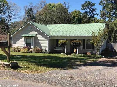 Mobile County Single Family Home For Sale: 4710 Opal Dr