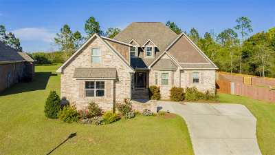 Baldwin County Single Family Home For Sale: 32320 Wildflower Trail
