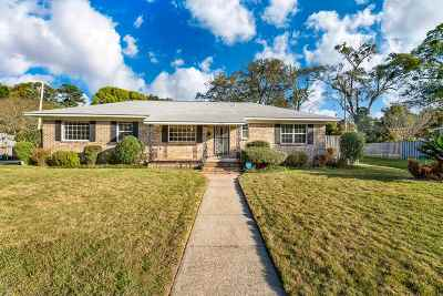 Mobile County Single Family Home For Sale: 2770 Grafhill Drive