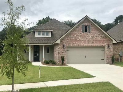 Fairhope Single Family Home For Sale: 345 Hemlock Drive