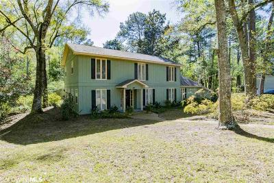 Daphne Single Family Home For Sale: 267 Rolling Hill Drive