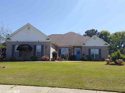Fairhope Single Family Home For Sale: 9910 Merritt Court