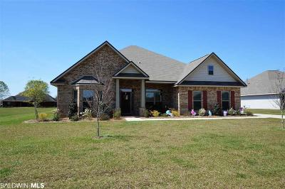 Loxley Single Family Home For Sale: 27159 E Avian Drive