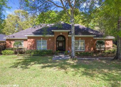 Daphne Single Family Home For Sale: 8737 Ash Court