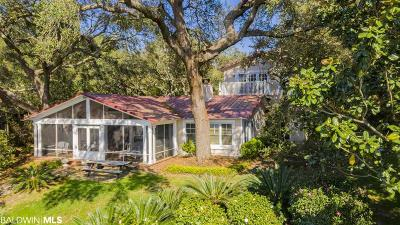 Lillian Single Family Home For Sale: 8863 Redfish Point Road