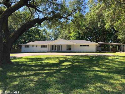 Foley Single Family Home For Sale: 710 E Laurel Avenue