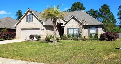 Gulf Shores Single Family Home For Sale: 6010 Andhurst Drive