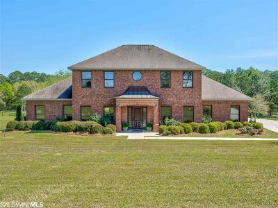 Fairhope Single Family Home For Sale: 12814 Saddlebrook Circle