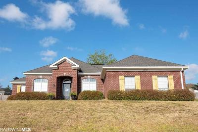 Loxley Single Family Home For Sale: 25685 Overlook Drive