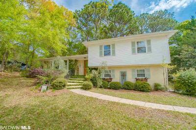 Fairhope Single Family Home For Sale: 110 Ashley Drive
