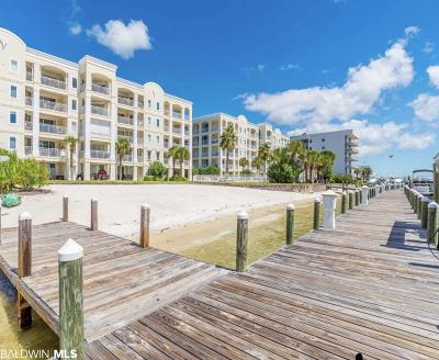 Orange Beach Condo/Townhouse For Sale: 27770 Canal Road #2408