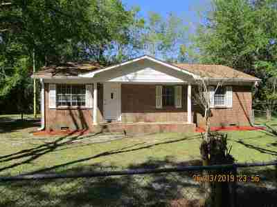 Fairhope Single Family Home For Sale: 9889 Mosley Road