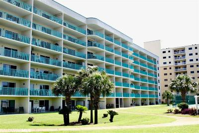 Gulf Shores, Mobile, Orange Beach Condo/Townhouse For Sale: 645 Plantation Road #6303