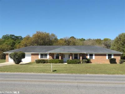 Foley Single Family Home For Sale: 1510 S Juniper St