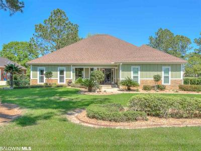 Foley Single Family Home For Sale: 22555 S County Road 12