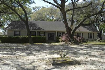 Foley Single Family Home For Sale: 14391 County Road 65