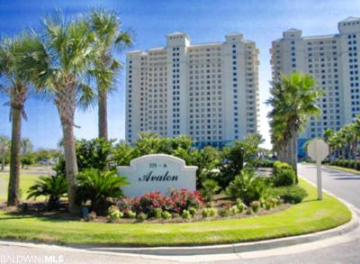 Gulf Shores Condo/Townhouse For Sale: 375 Beach Club Trail #A1003