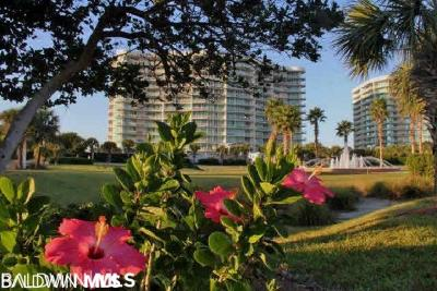 Gulf Shores, Orange Beach Condo/Townhouse For Sale: 28103 Perdido Beach Blvd #B514