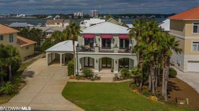 Gulf Shores, Orange Beach Single Family Home For Sale: 28499 Ono Blvd