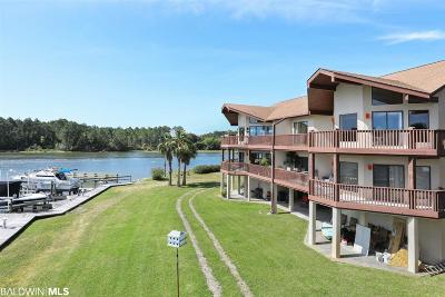 Gulf Shores Condo/Townhouse For Sale: 4170 Spinnaker Dr #1030C