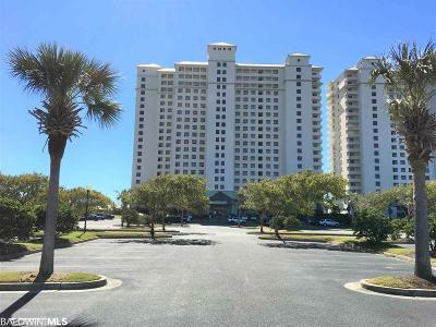 Gulf Shores Condo/Townhouse For Sale: 375 Beach Club Trail #A104