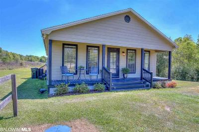 Fairhope Single Family Home For Sale: 16700 Highway 181