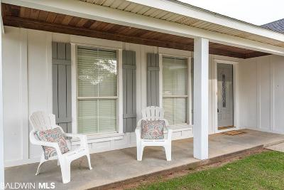 Fairhope Single Family Home For Sale: 8790 Gale Rowe Lane