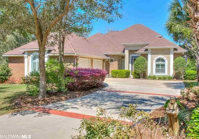 Gulf Shores, Orange Beach Single Family Home For Sale: 347 Peninsula Blvd