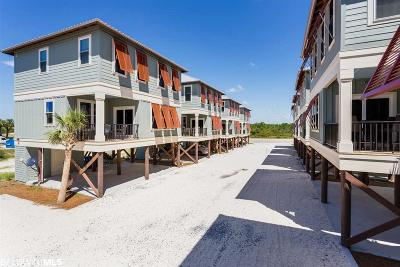 Baldwin County Single Family Home For Sale: 23916 Perdido Beach Blvd #J