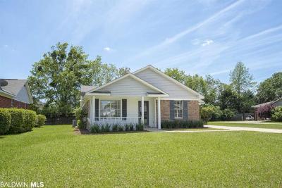 Fairhope Single Family Home For Sale: 918 Edwards Avenue