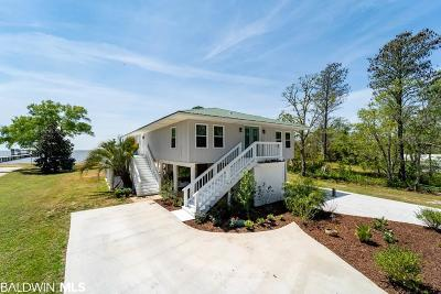 Fairhope Single Family Home For Sale: 12335 County Road 1