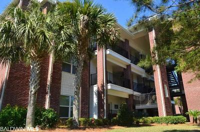 Gulf Shores Condo/Townhouse For Sale: 20050 Oak Road #1611