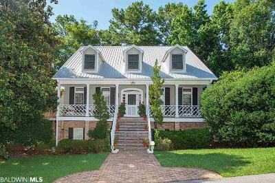 Baldwin County Single Family Home For Sale: 6925 Stedmans Lane