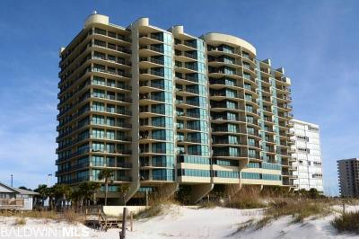 Condo/Townhouse For Sale: 29488 Perdido Beach Blvd #801